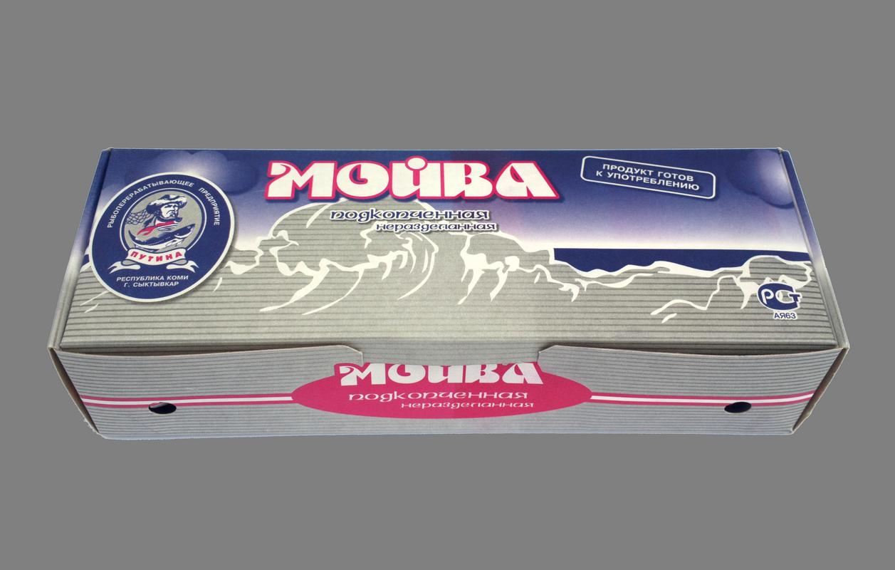 коробка Мойва